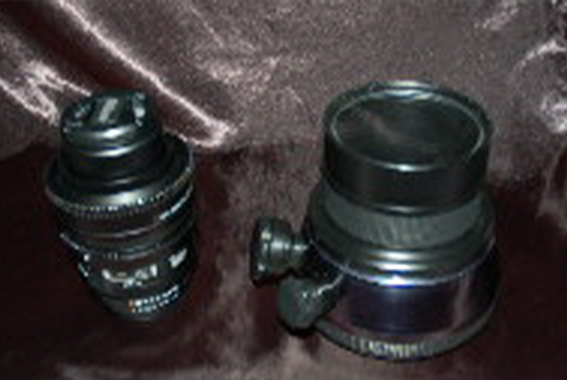 レンズMicro Nikkor 105mmF2.8 D