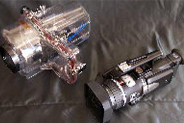Victor Everio GR-HD1