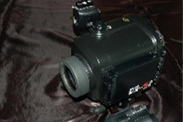 SONY DCR-SR12
